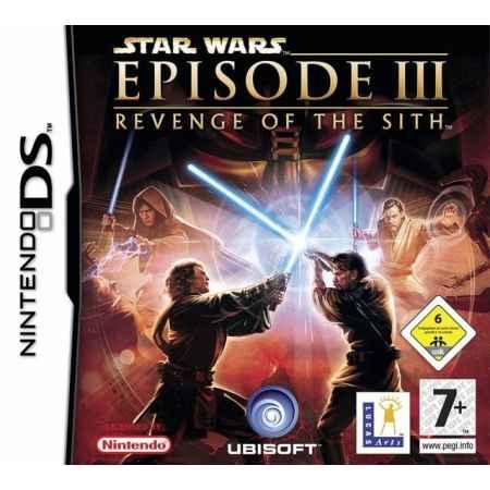 Star Wars Episode 3: La Vendetta di Sith - Nintendo DS [Versione Italiana]
