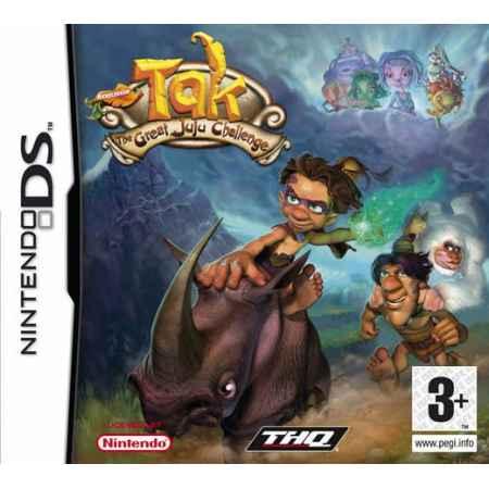 Tak La Grande Sfida - Nintendo DS [Versione Italiana]