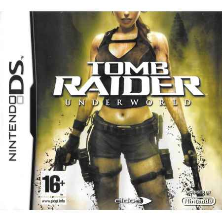Tomb Raider Underworld - Nintendo DS [Versione Italiana]