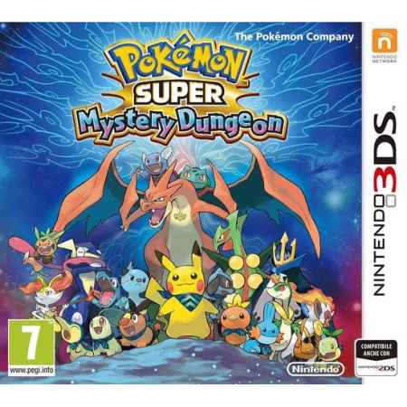 Pokémon Super Mystery Dungeon - Nintendo 3DS [Versione Italiana]