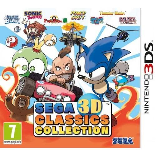 SEGA 3D Classics Collection - Nintendo 3DS [Versione Italiana]