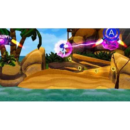 Sonic Boom: Frammenti di Cristallo - Nintendo 3DS [Versione Italiana]