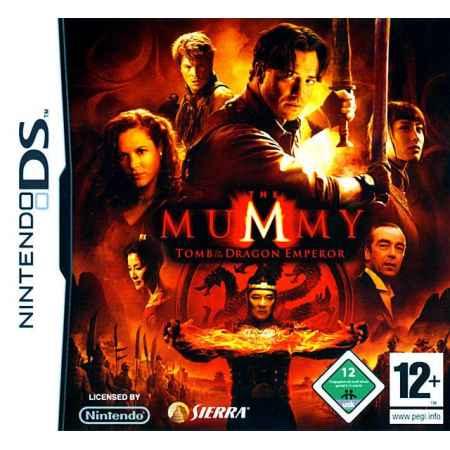 The Mummy: Tomb Of The Dragon Emperor - Nintendo DS [Versione Italiana]