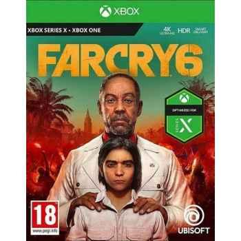 Far Cry 6 - Prevendita Xbox One e Xbox Series X [Versione EU Multilingue]