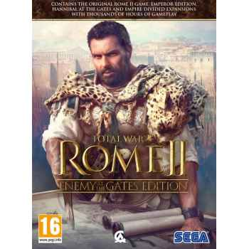 Total War: Rome II – Enemy At The Gates  - PC GAMES [Versione Italiana]