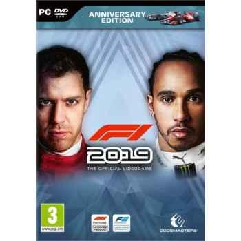 F1 2019: Anniversary Edition  - PC GAMES [Versione Italiana]