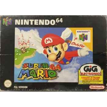 Super Mario 64 - N64 [Versione Italiana]