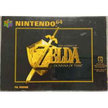The Legend Of Zelda: Ocarina Of Time - N64 [Versione Italiana]