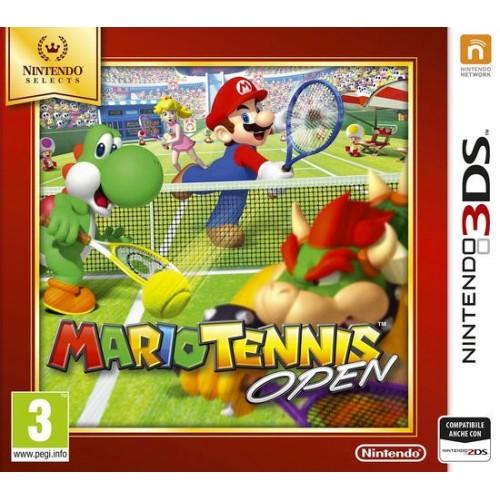 Mario Tennis Open - Nintendo 3DS [Versione Italiana] [Selects]