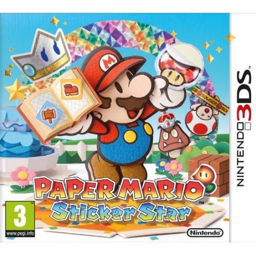 Paper Mario Stickler Star - Nintendo 3DS [Versione Italiana]
