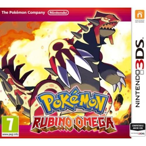 Pokèmon Rubino Omega - Nintendo 3DS [Versione Italiana]