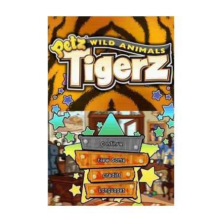 Tigerz: Avventure Al Circo - Nintendo DS [Versione Italiana]