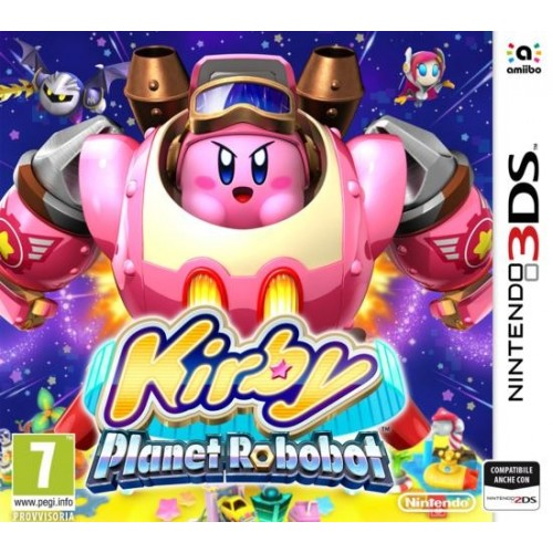Kirby: Planet Robot - Nintendo 3DS [Versione Italiana]