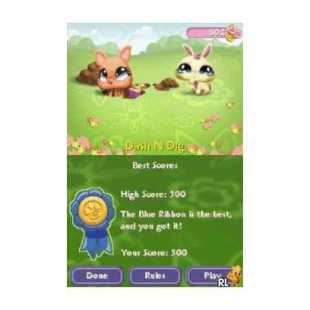 Littlest Pet Shop: Neve- Nintendo DS [Versione Italiana]
