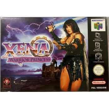 Xena: Warrior Princess - N64 [Versione Italiana]