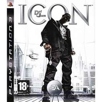 Def Jam Icon  - PS3 [Versione Italiana]