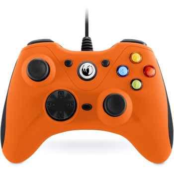 NACON Controller di Gioco, Colore Arancione - PC