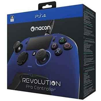Netaddiction - NACON Controller Revolution Blu PS4 - PlayStation 4, ControllerPlayStation 4, Controller - Nacon