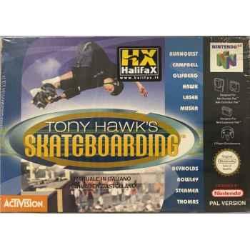 Tony Hawk's Skateboarding - N64 [Versione Italiana]