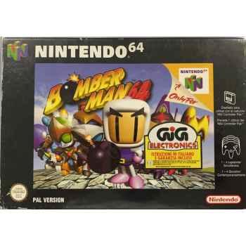 Bomberman 64 - N64 [Versione Italiana]