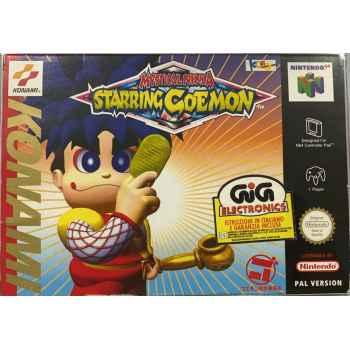 Starring Goemon: Mystical Ninja - N64 [Versione Italiana]