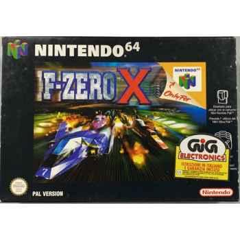 F Zero X - N64 [Versione Italiana]