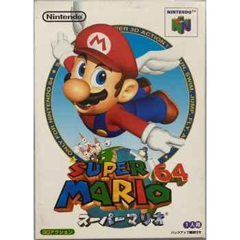 Super Mario 64 - N64 [Versione Giapponese]