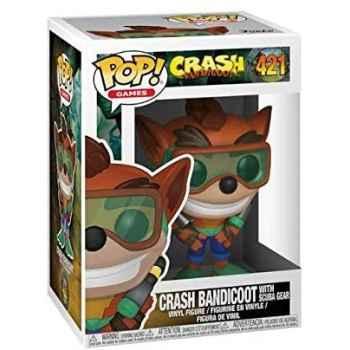 Funko Pop! 421 - Crash Bandicoot - Crash Bandicoot