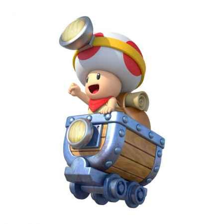 Captain Toad: Treasure Tracker - Nintendo 3DS [Versione EU Multilingue]