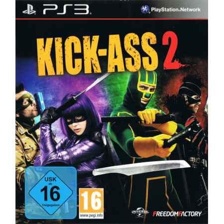 Kick Ass 2  - PS3 [Versione Italiana]