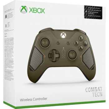 Controller Wireless Combat Tech - Limited Edition Per Xbox One
