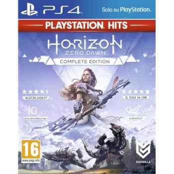 Horizon Zero Dawn: Complete Edition - PS4 [Versione Italiana]
