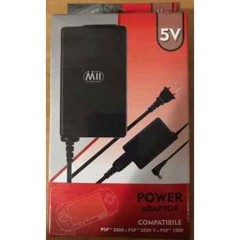 Alimentatore Caricatore Caricabatterie Power Adaptor Compatibile Psp Playstation