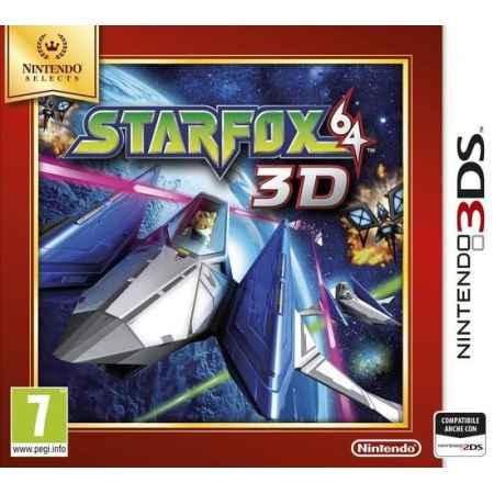 Star Fox 64 3D - Nintendo 3DS [Versione EU Multilingue] [Select]