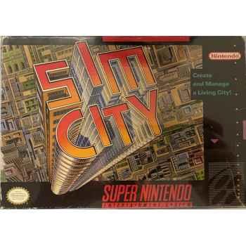 Sim City - SNES [Versione Americana]