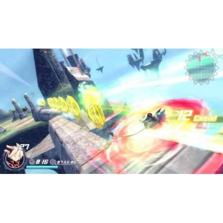 Rodea: The Sky Soldier - Nintendo 3DS [Versione EU Multilingue]
