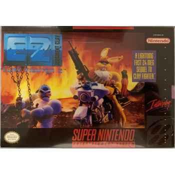 Clay Fighter 2: Jugment Clay- SNES [Versione Americana]