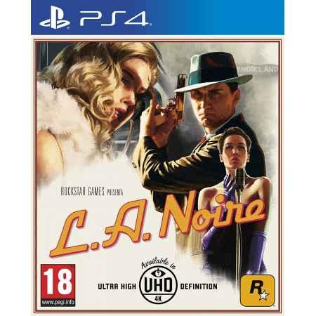 L.A. Noire - PS4 [Versione EU Multilingue]