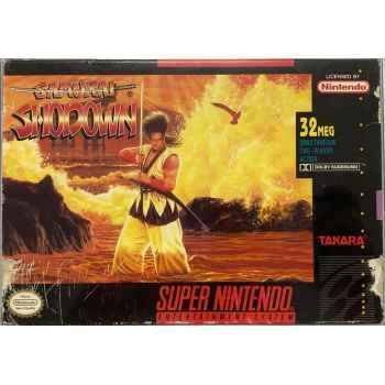 Samurai Shodown - SNES [Versione Americana]