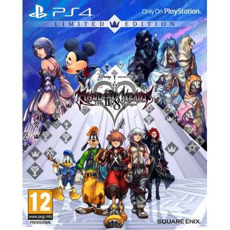 Kingdom Hearts HD 2.8 Final Chapter Prologue - Limited Edition - PS4 [Versione Italiana]