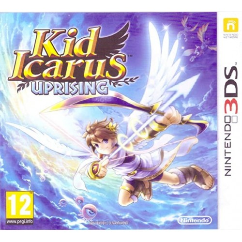 Kid Icarus Uprising - Nintendo 3DS [Versione Italiana]