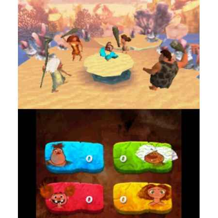 I Croods: Festa Preistorica! - Nintendo 3DS [Versione Italiana]