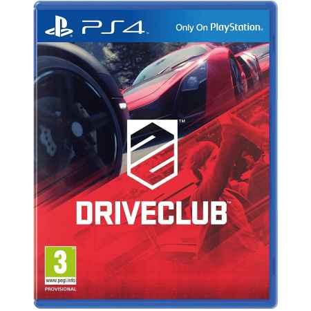 DriveClub - PS4 [Versione EU Multilingue]