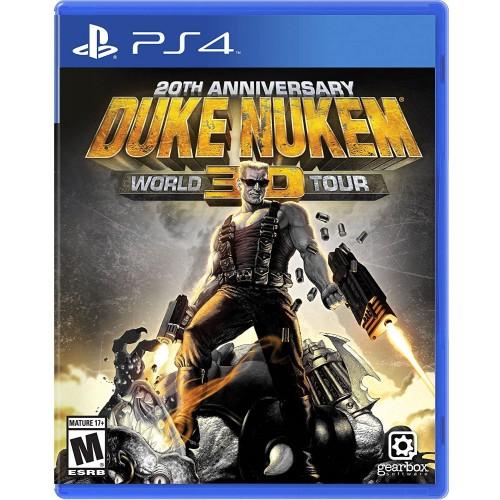 Duke Nukem 3D - 20th Anniversary World Tour - PS4 [Versione Americana Multilingue]