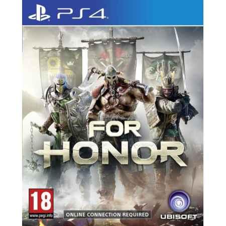 For Honor - PS4 [Versione EU Multilingue]