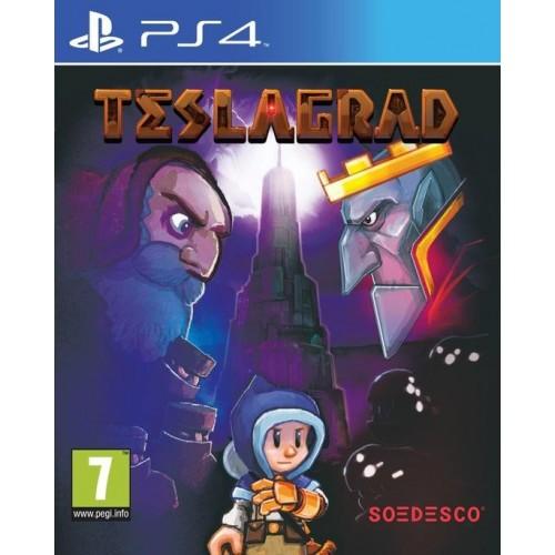 Teslagrad - PS4 [Versione Italiana]