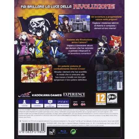 Demon Gaze II (2) - PS4 [Versione Italiana]