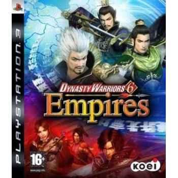 Dynasty Warriors 6 Empires  - PS3 [Versione Italiana]