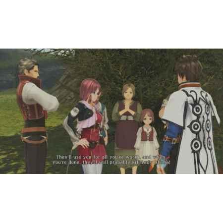 Tales of Zestiria - PS4 [Versione Italiana]