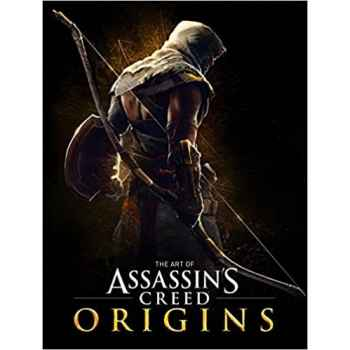 The Art of Assassin's Creed Origins - Guida completa (Italiano) Copertina rigida